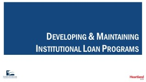 Second Alliance Institutional Loans 2018