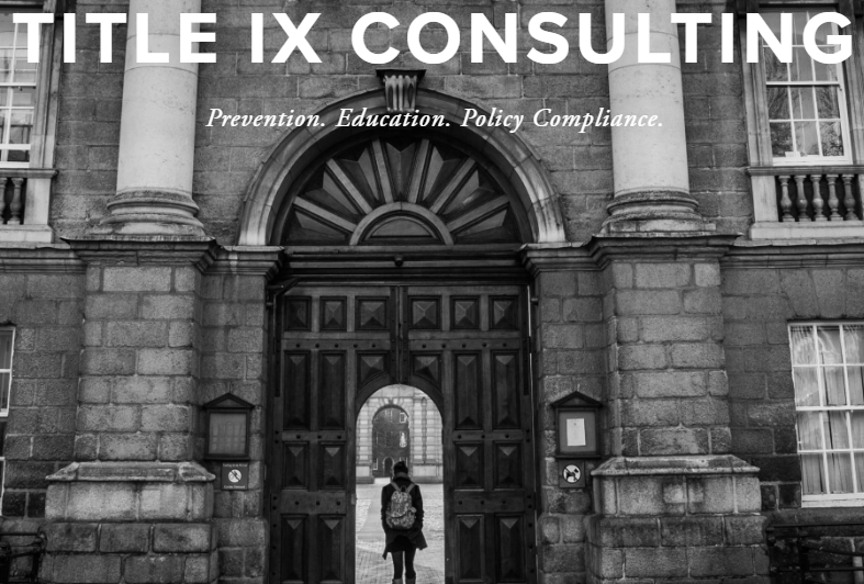 Title IX Consulting Image